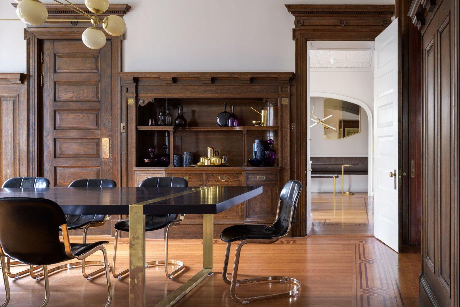 Jessica Helgerson Interior Design Southwest Hills Victorian Dining Room