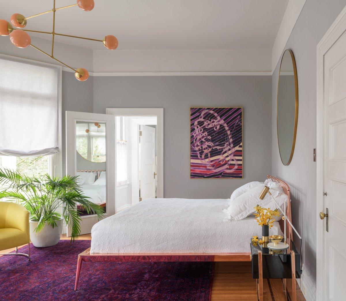 Jessica Helgerson Interior Design Southwest Hills Victorian Master Bedroom