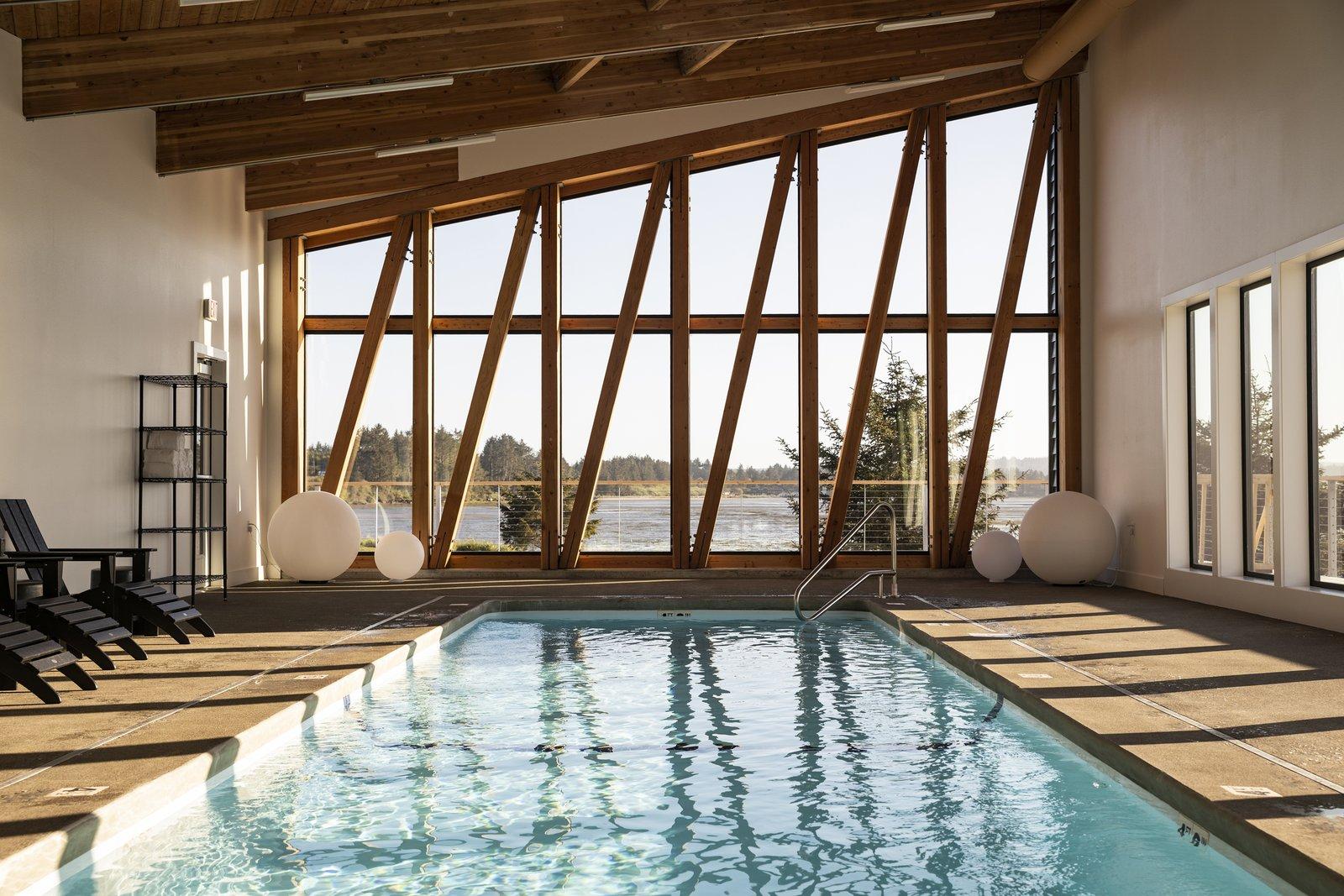 OFFICEUNTITLED JHL Design Bay Point Landing indoor pool