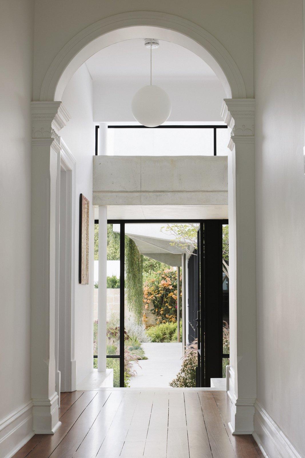 Beth George The Reed House hallway