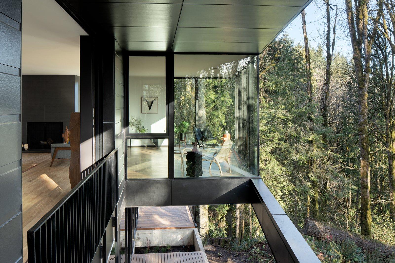William / Kaven Architecture Royal Portland, Oregon Forest Park