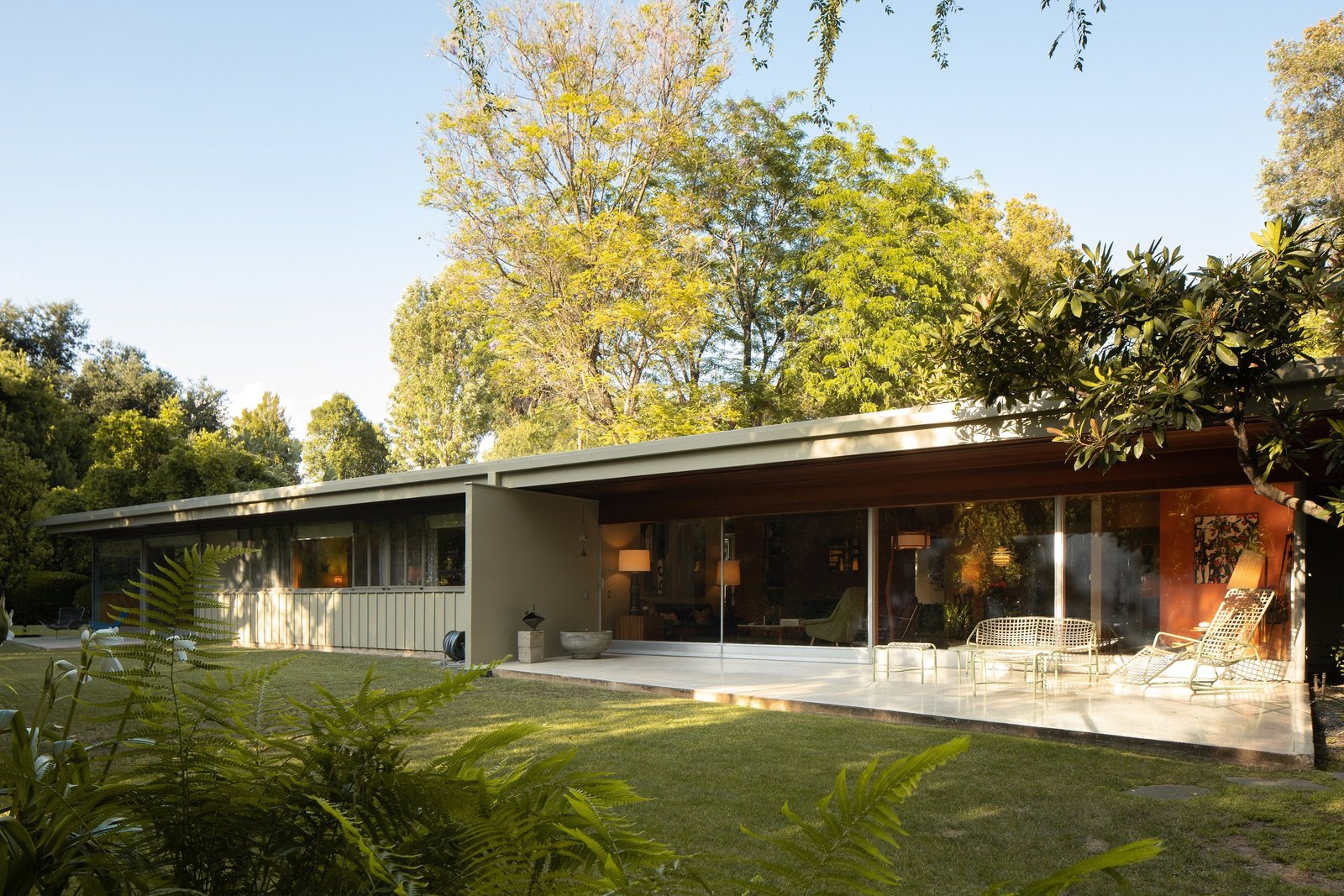 Richard Neutra Wilkins House Case Study House #13