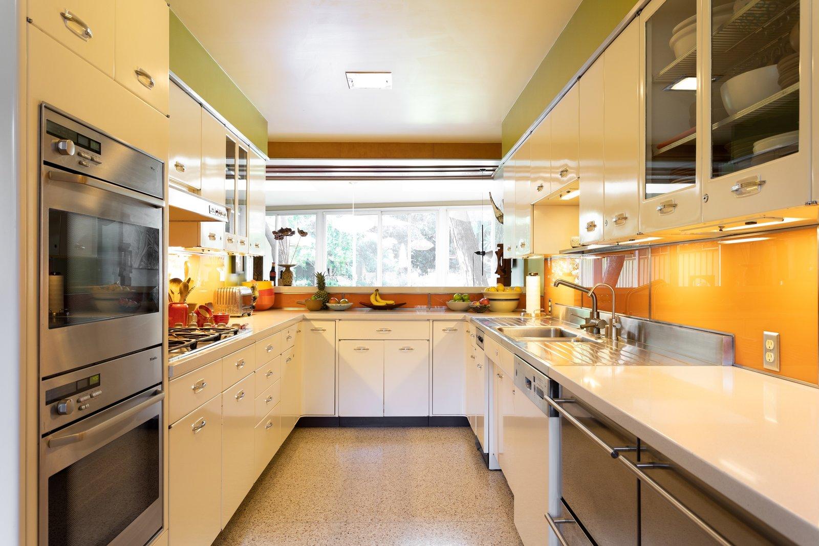 Richard Neutra Wilkins House Case Study House #13  kitchen
