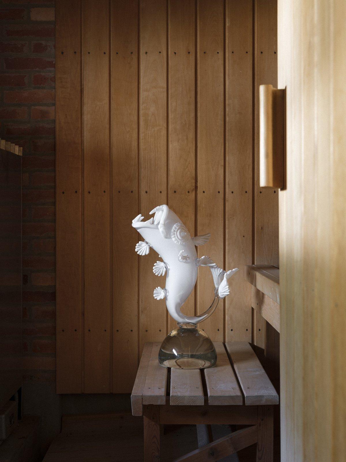 Alvar Aalto Maison Louis Carré  Call to the Wild (L'Appel de la Nature) Laura Laine,  Kustaa Saksi,  Kim Simonsson sauna
