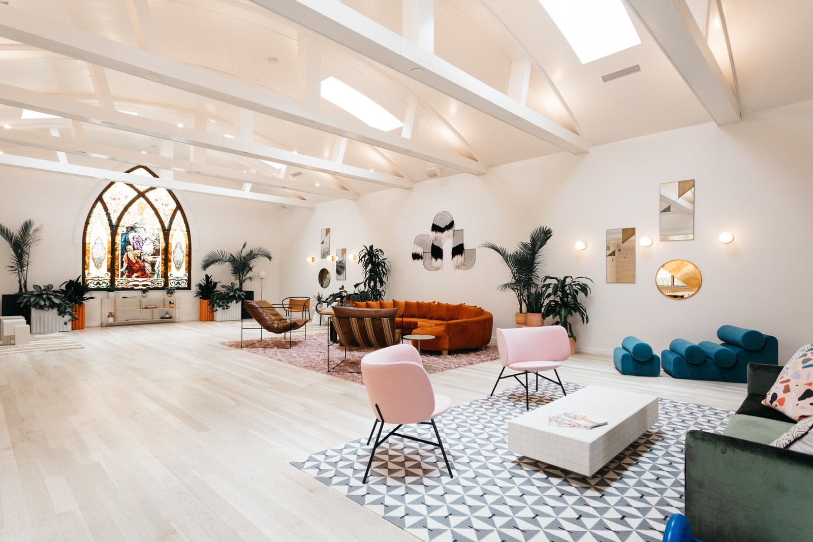 A Glorious Live/Work Pad in a Former L.A. Church Just Listed for $3.25M