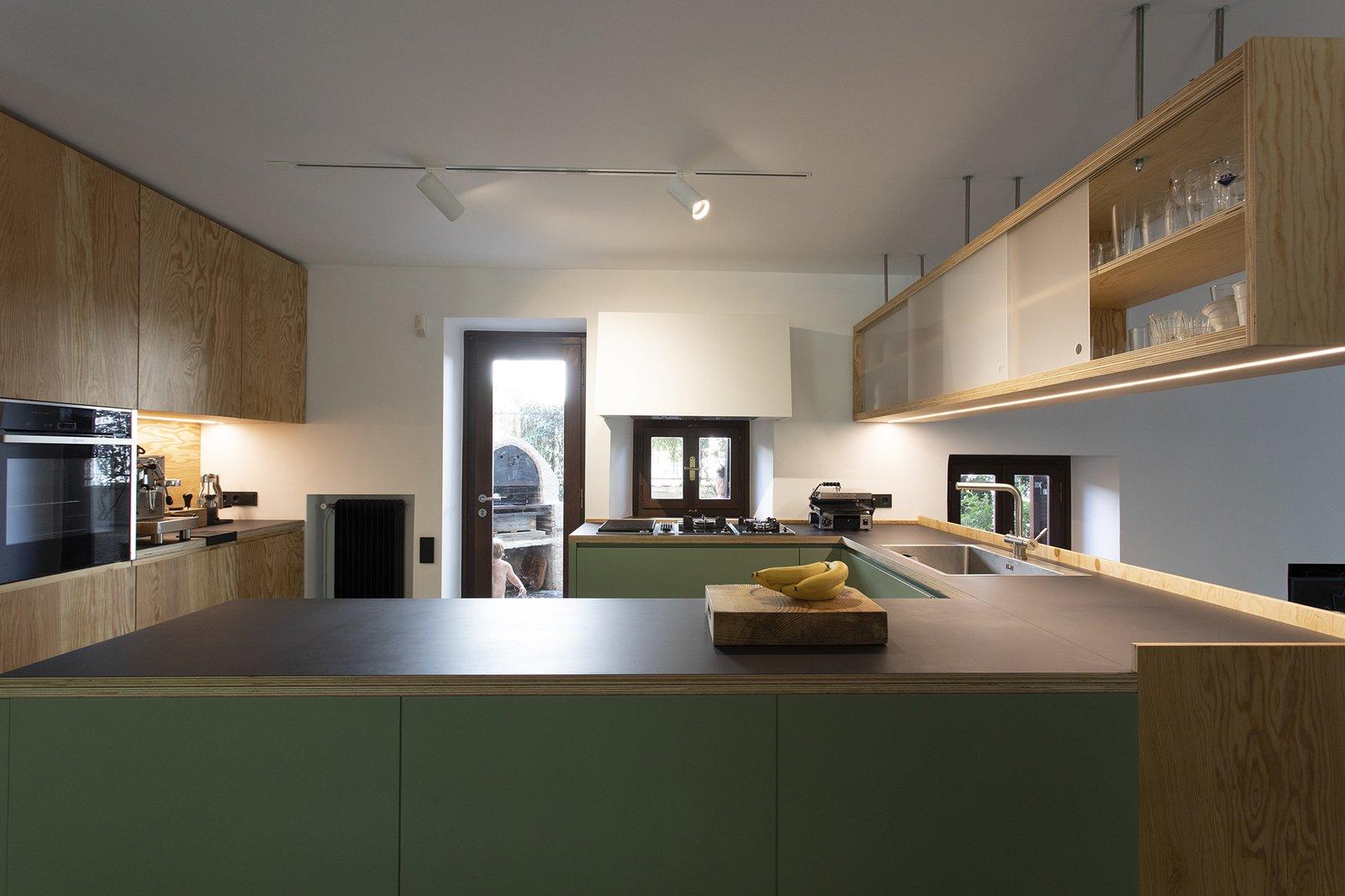 Ioannis Exarchou Architecture Athens apartment renovation