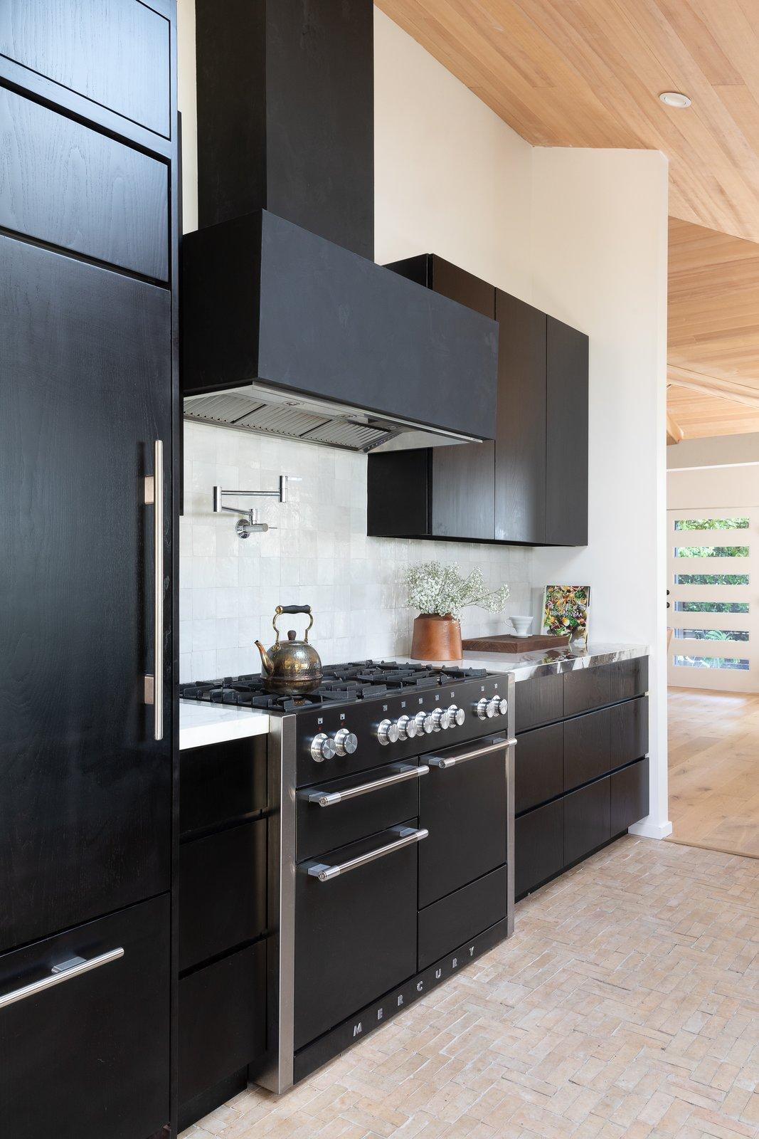 After: Coeur D'Alene Residence kitchen
