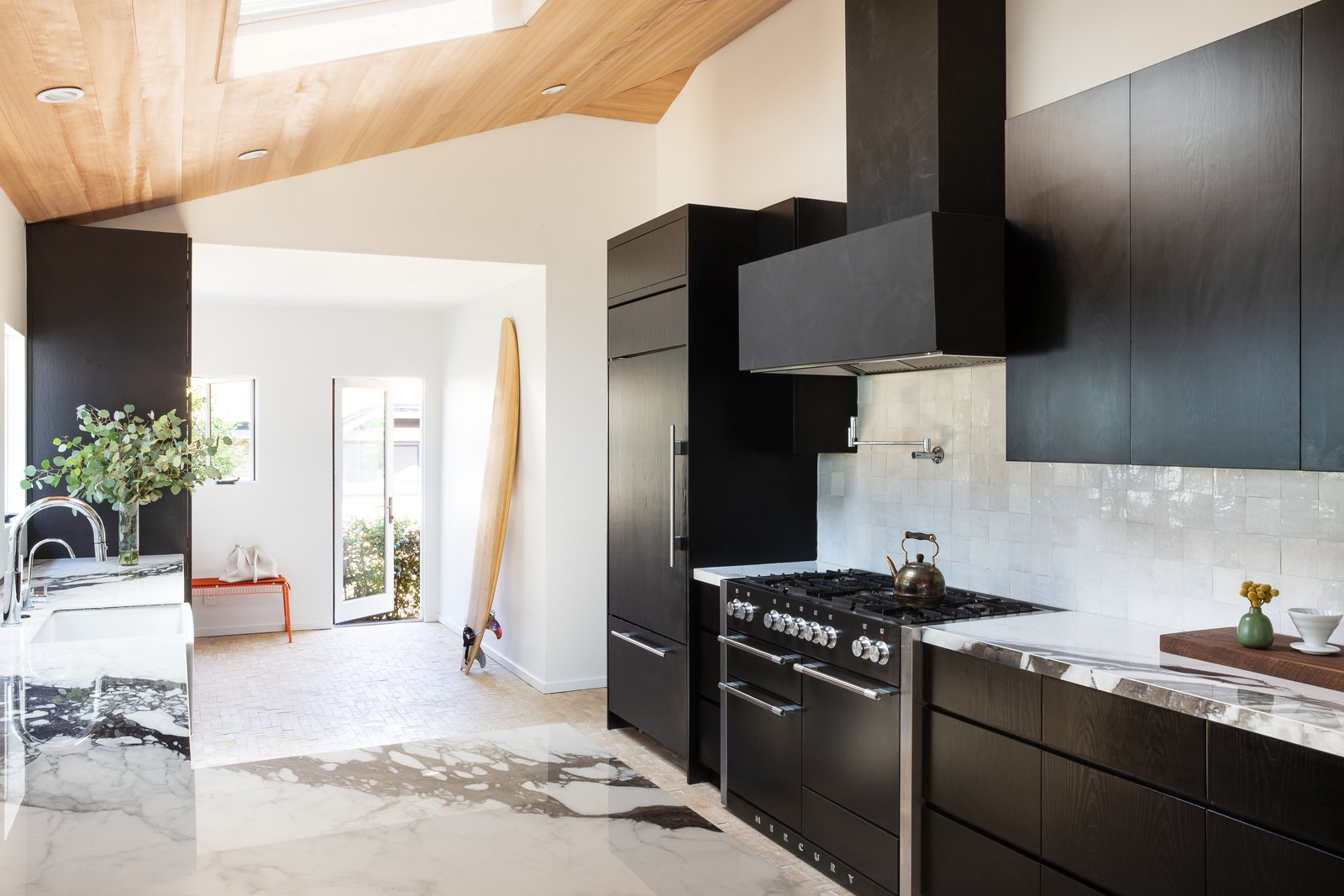 After: Coeur D'Alene Residence kitchen