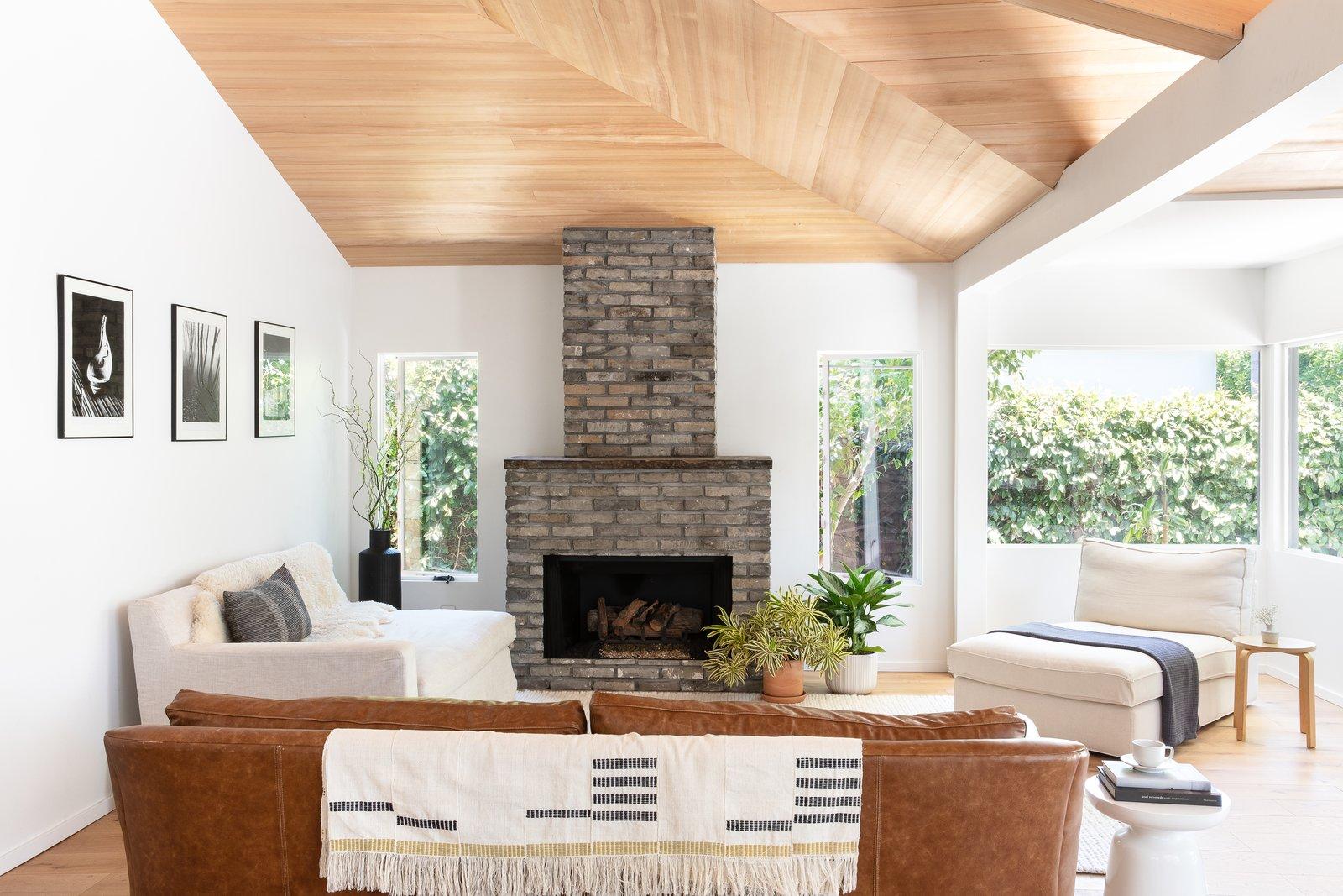 After: Coeur D'Alene Residence living room