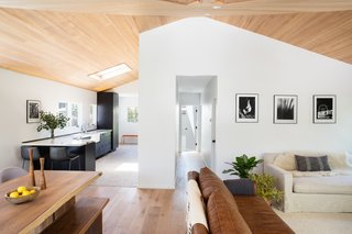 Before & After: An Outdated Venice Beach Bungalow Becomes a Light-Filled Bachelor Pad