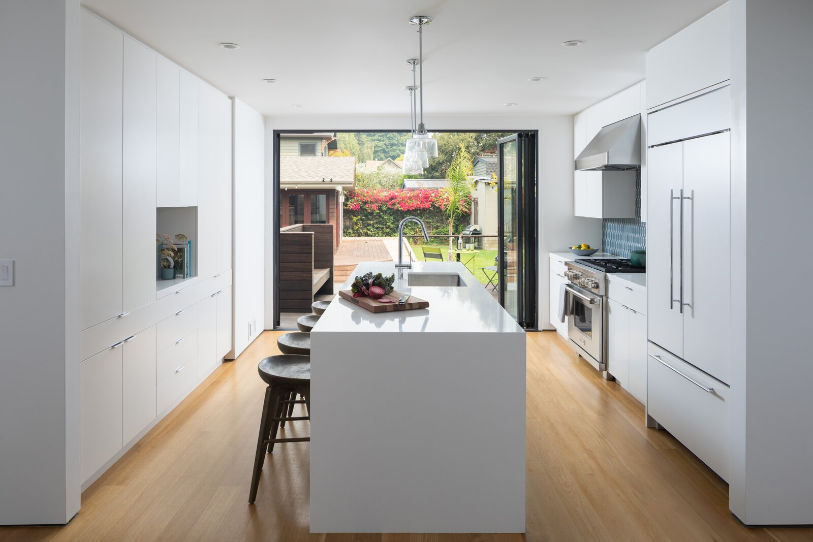 Berkeley budget breakdown Bay area renovation Heath tiles  Nano doors indoor-outdoor