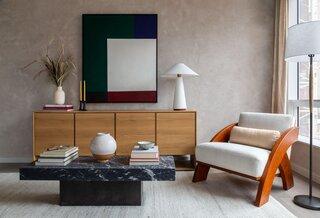 Interior Designer Keren Richter's Tips for Scoring—and Styling—Vintage Furniture
