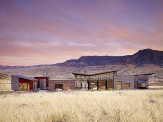 Wapiti House in Wyoming
