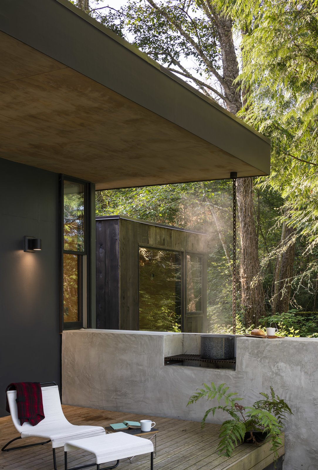 Hood Cliff Retreat (Wittman Estes)  Hood Cliff Retreat by Wittman Estes