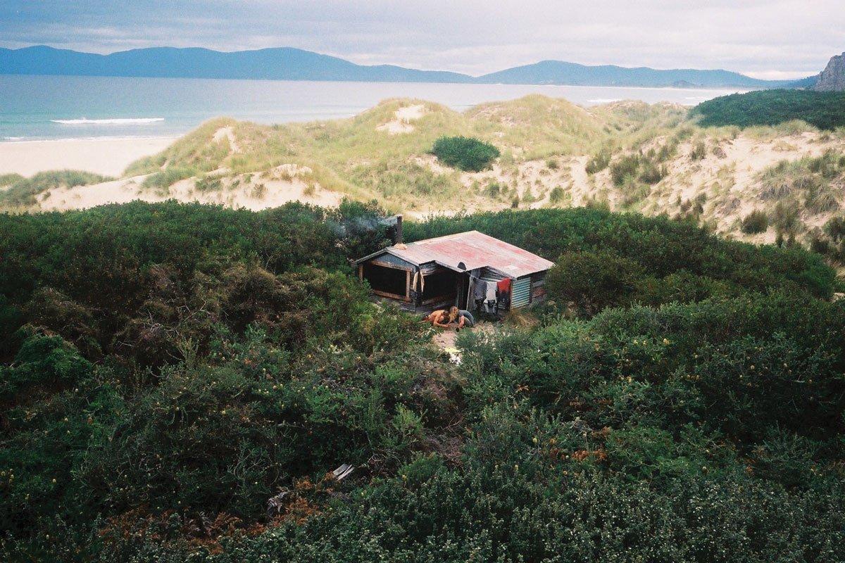 Tasmania  Surf Shacks