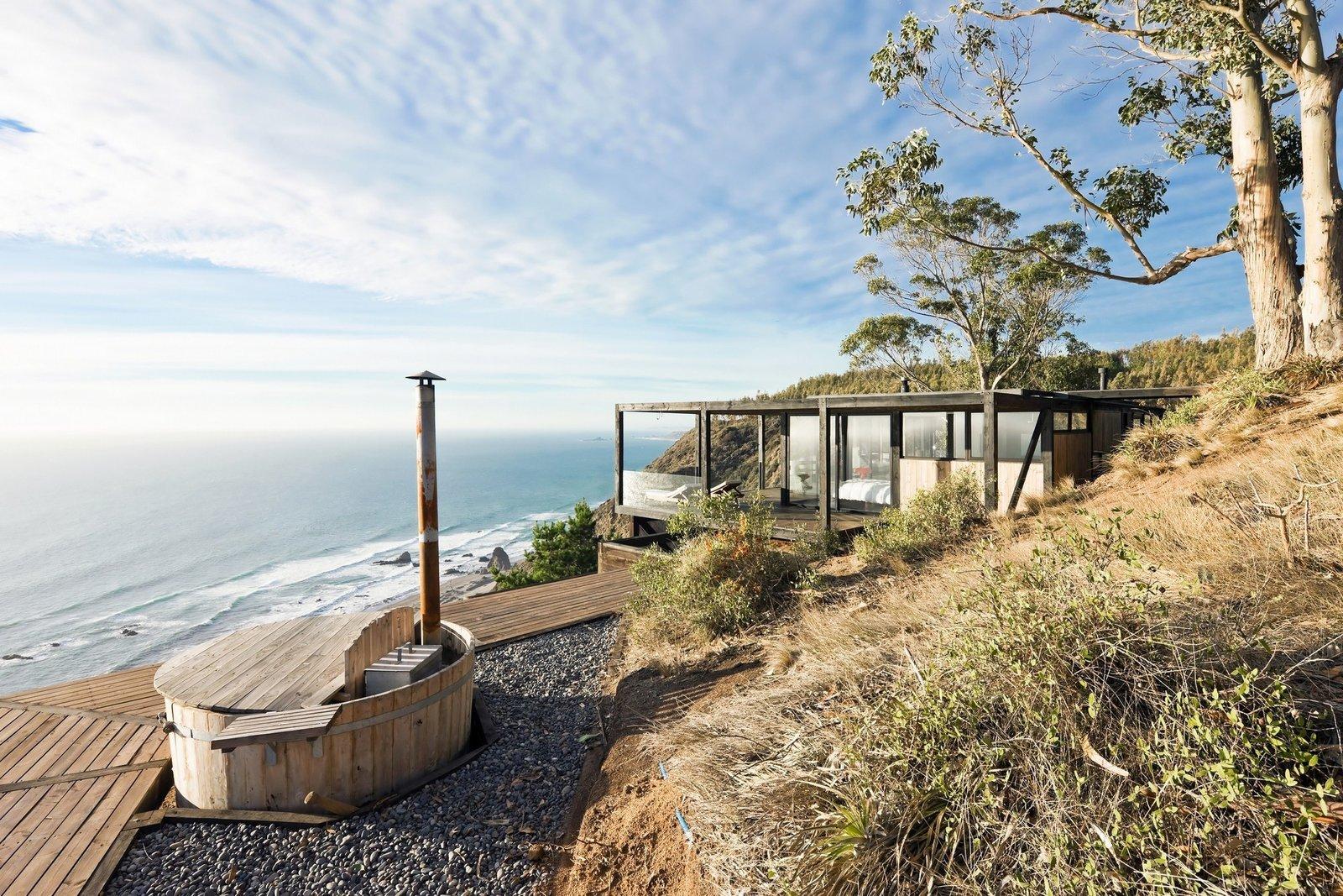 Casa Till, WMR Arquitectos, Chile  Surf Shacks
