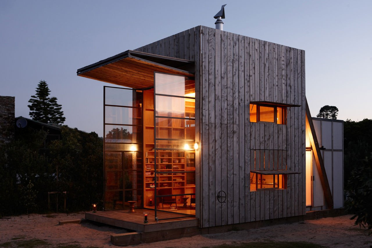 Whangapoua / Crosson Clarke Carnachan Architects  Surf Shacks