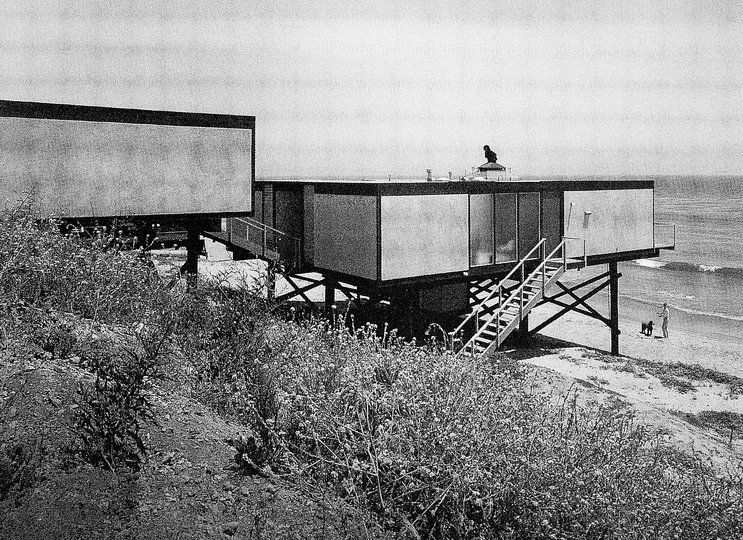 Craig Ellwood, architect  Surf Shacks