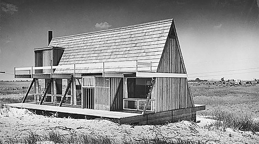 Andrew Geller, Architect  Surf Shacks