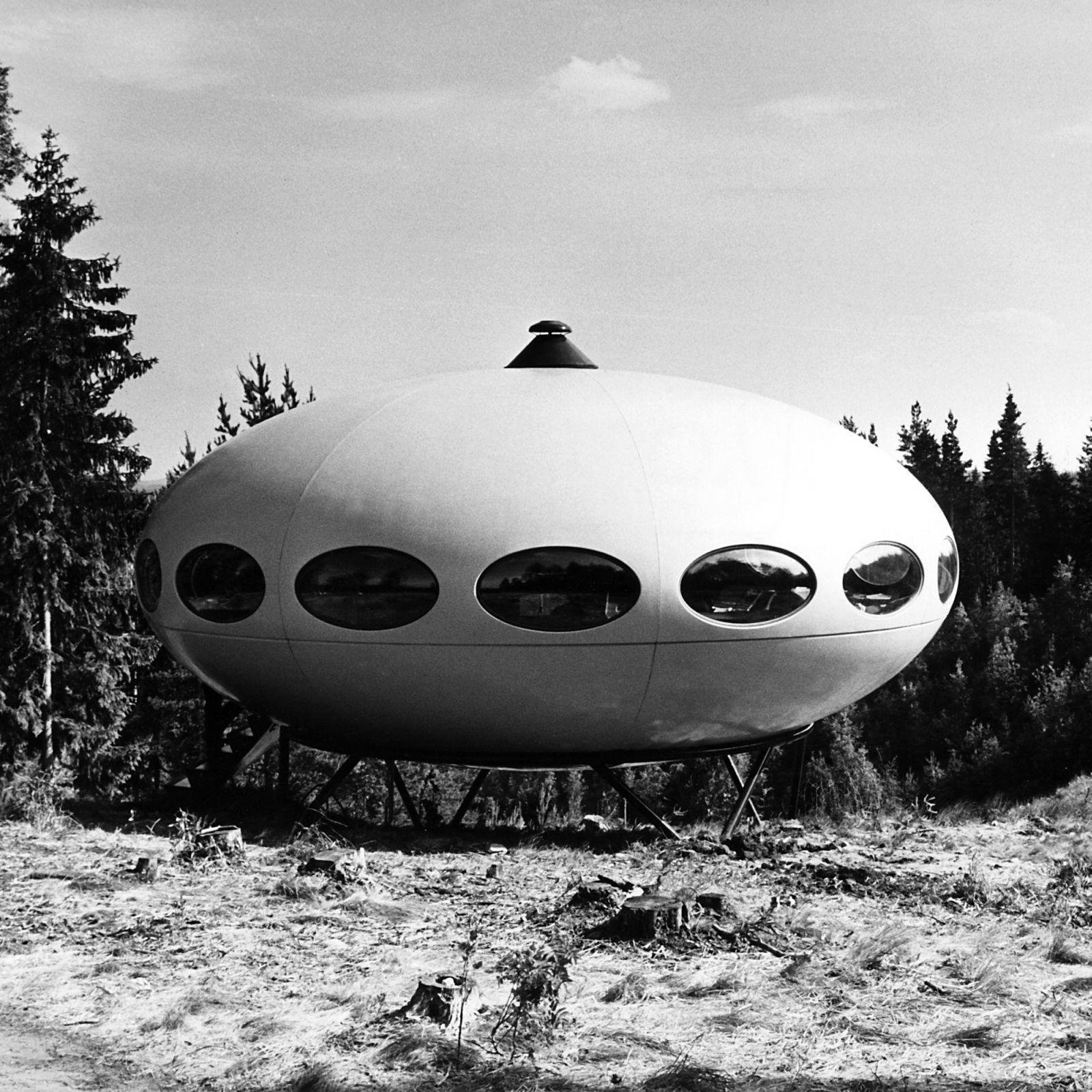 Matti Suuronen,  Futuro House  The Future was...
