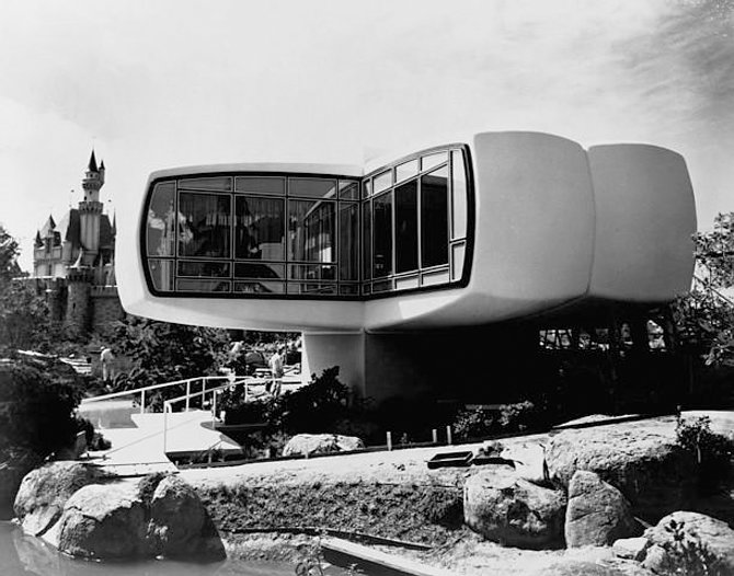 Monsanto's House of the Future  The Future was...