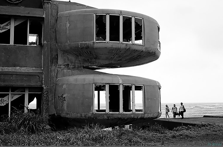 Sanzhi Houses in Taiwan  The Future was...
