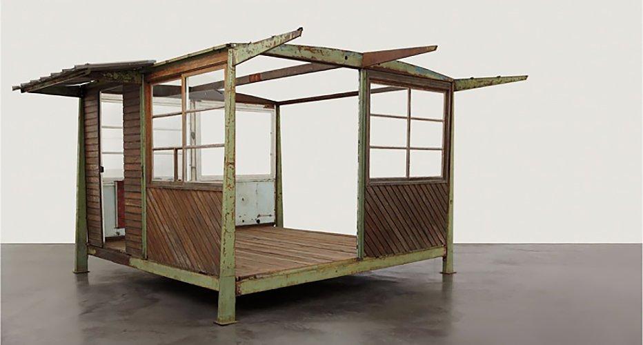 Jean Prouve  Demountable Structures