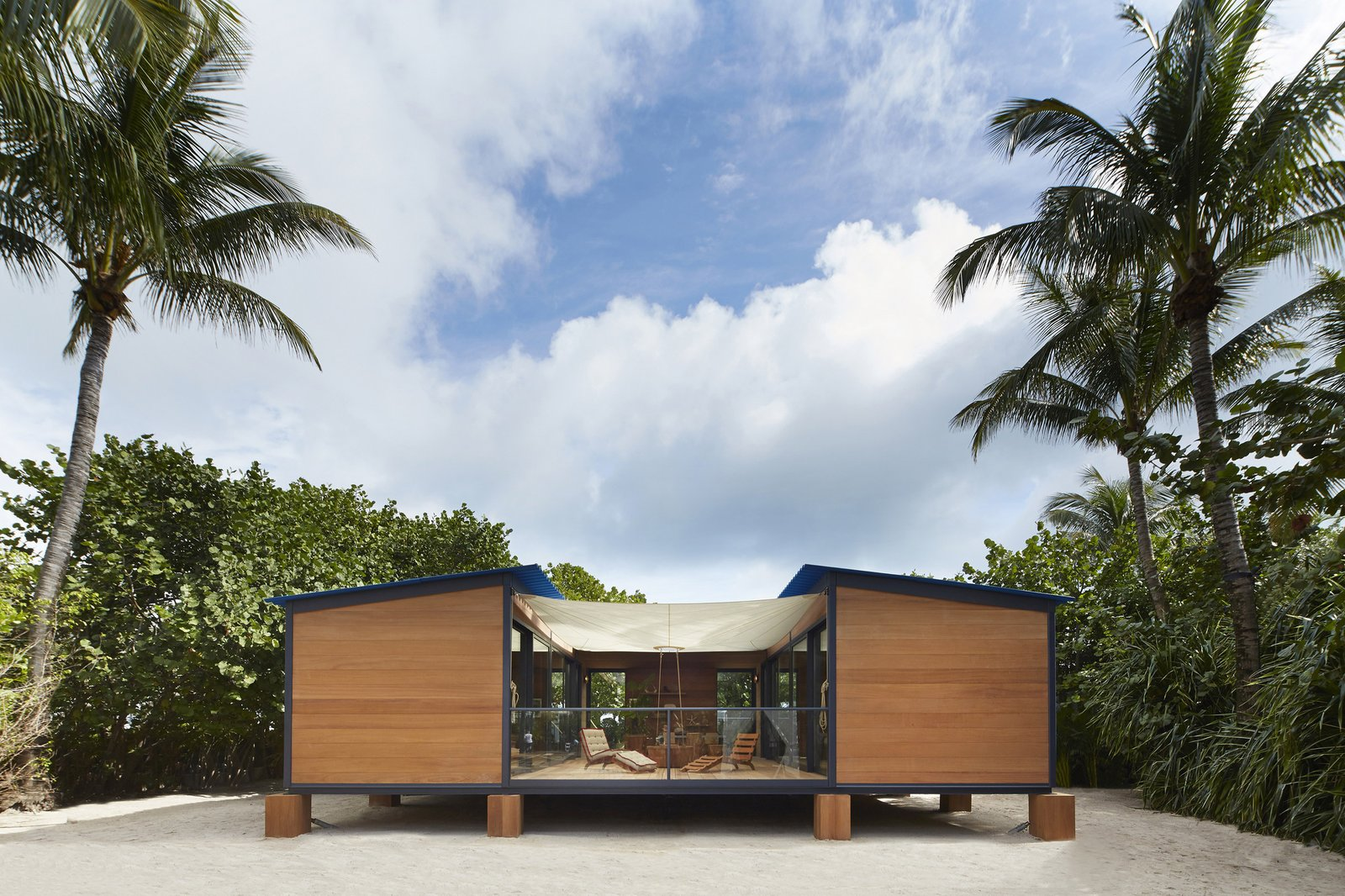 Charlotte Perriand  Demountable Structures