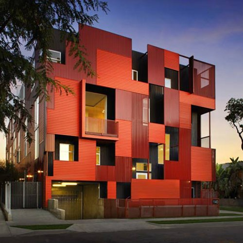 Lorcan O'Herlihy Architects  RED