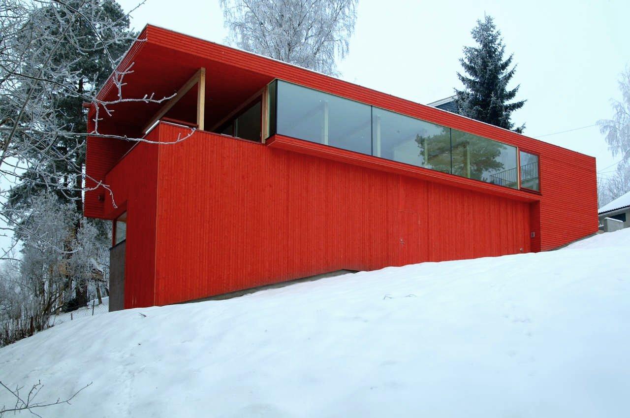 Red-House JVA design  RED