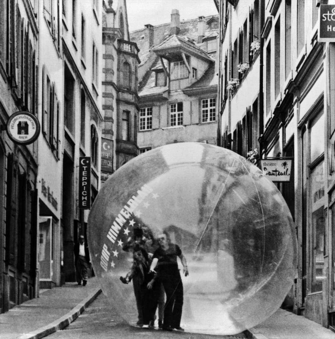 Coop Himmelblau, 1971  Free Radicals