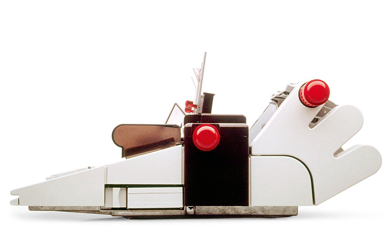 Mario Bellini, Olivetti A4' electronic accounting machine, 1975  Free Radicals