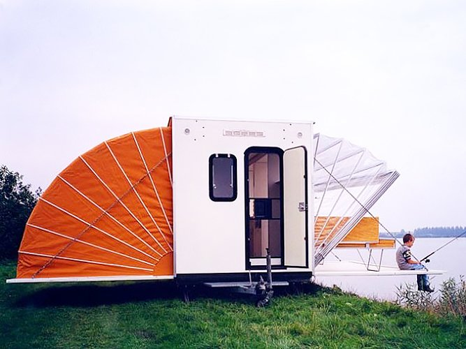De Markies, The Awning  Off the grid from Independence and Mobility