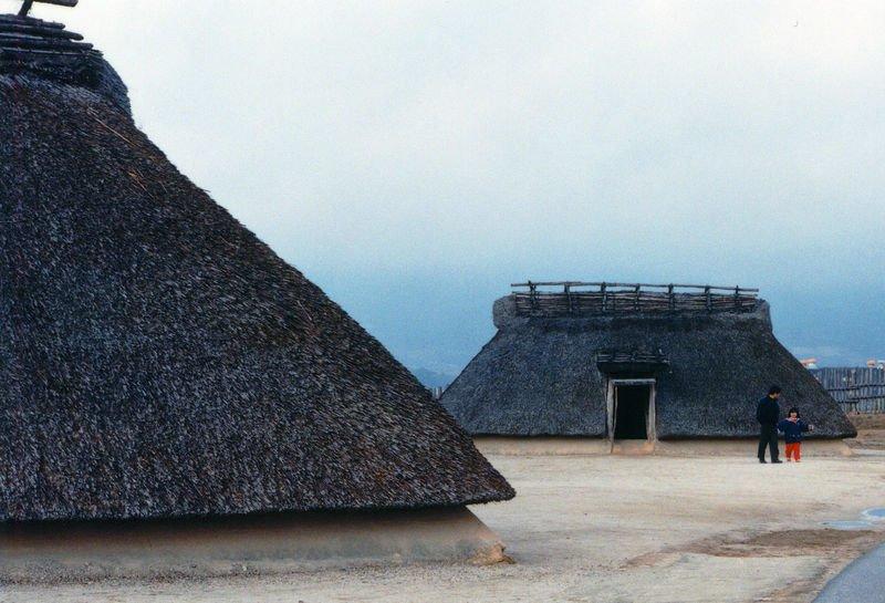 Yoshinogari, Japan  Architecture without Architects