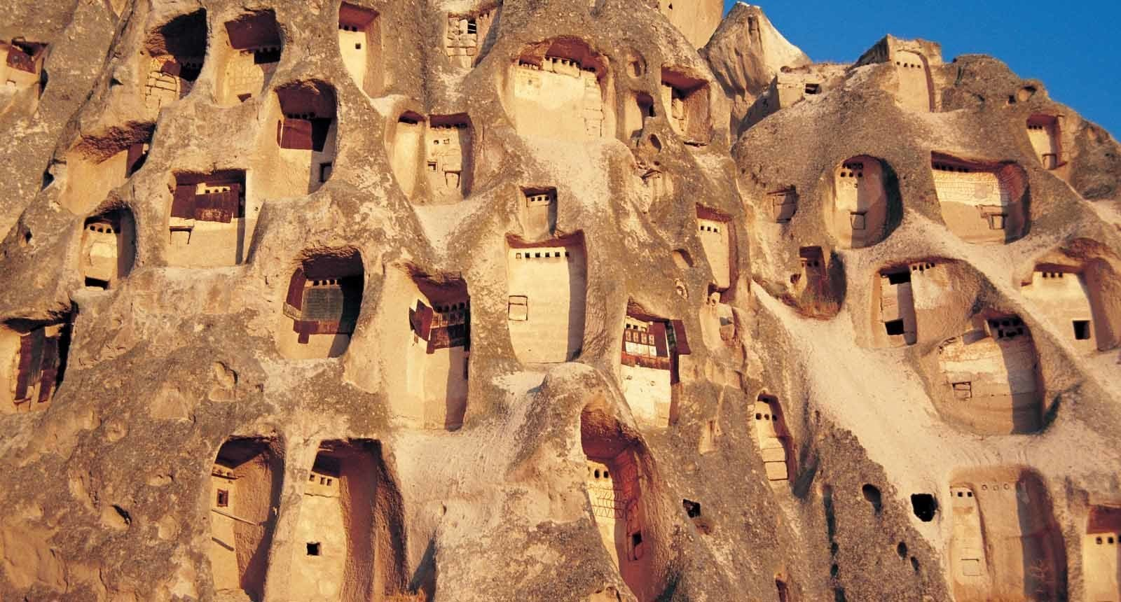 Cappadocia, Turkey  Architecture without Architects