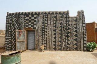 The Kassena people, Burkina Faso
