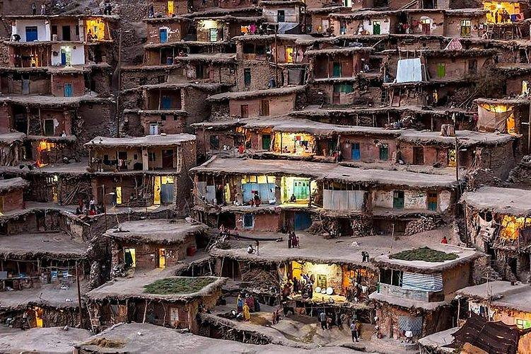 Mount Bromo Slum, Indonesia  Architecture without Architects