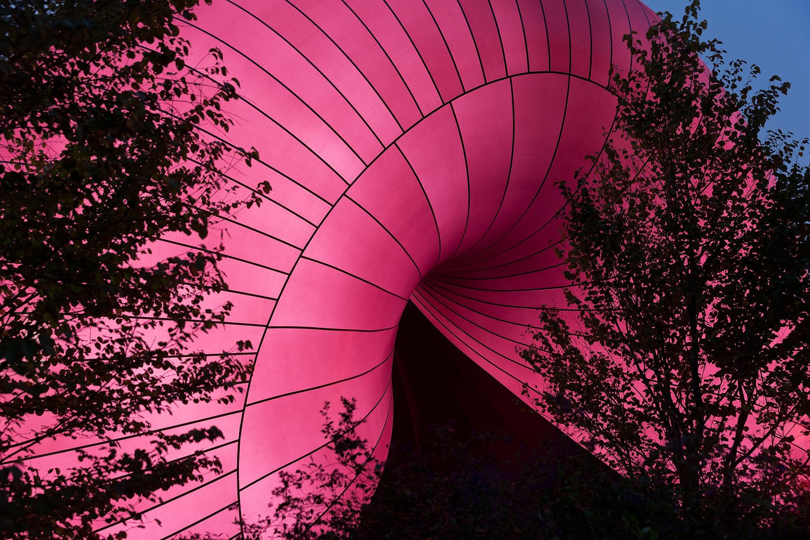 Ark Nova inflatable concert hall | Anish Kapoor & Arata Isozaki  Pneumatic Design