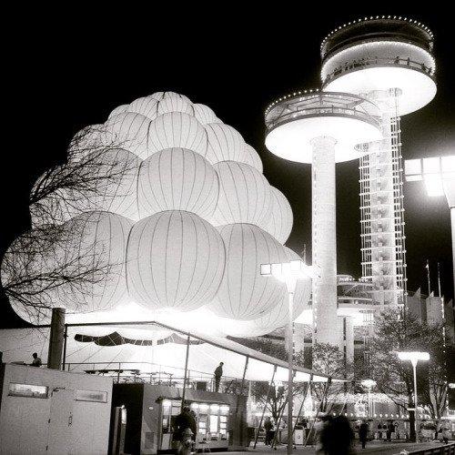 Worlds Fair 1964  Pneumatic Design