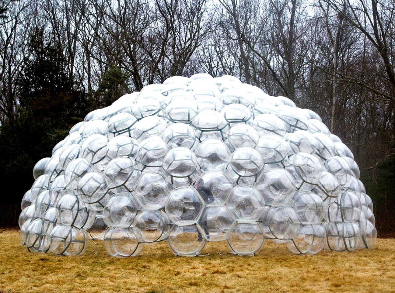 Bubble Dome, Pneuhaus  Pneumatic Design