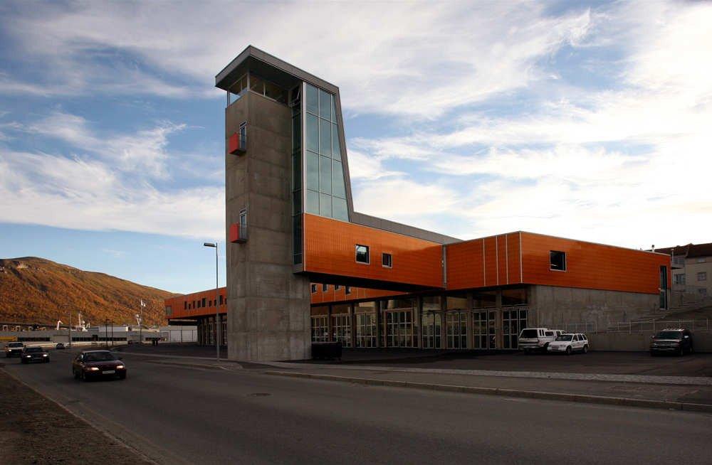 Stein Halvorsen Arkitekter  Firehouses