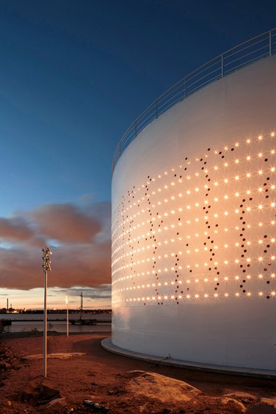 LDC Silo, Finland  Modern Lighthouses