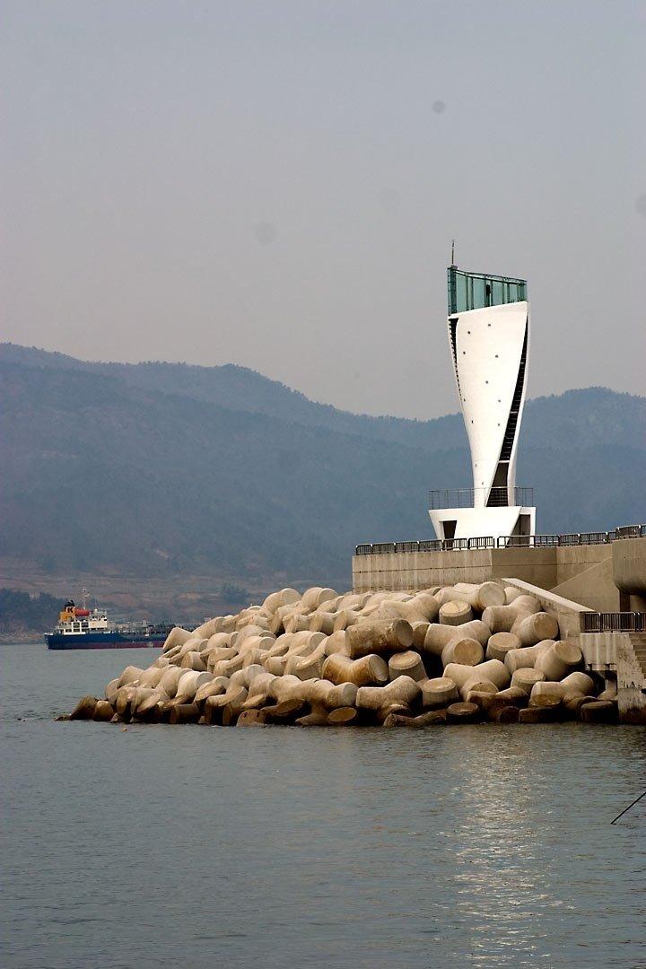 South Korea  Modern Lighthouses