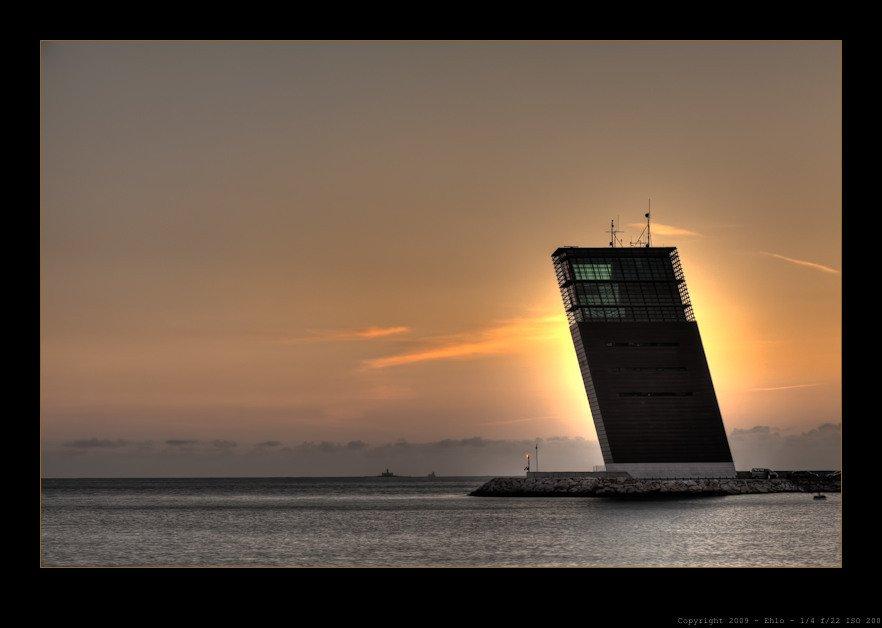 Lisbon  Modern Lighthouses