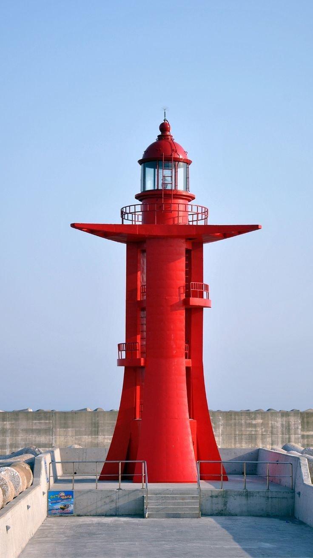 Jeju Island  Modern Lighthouses