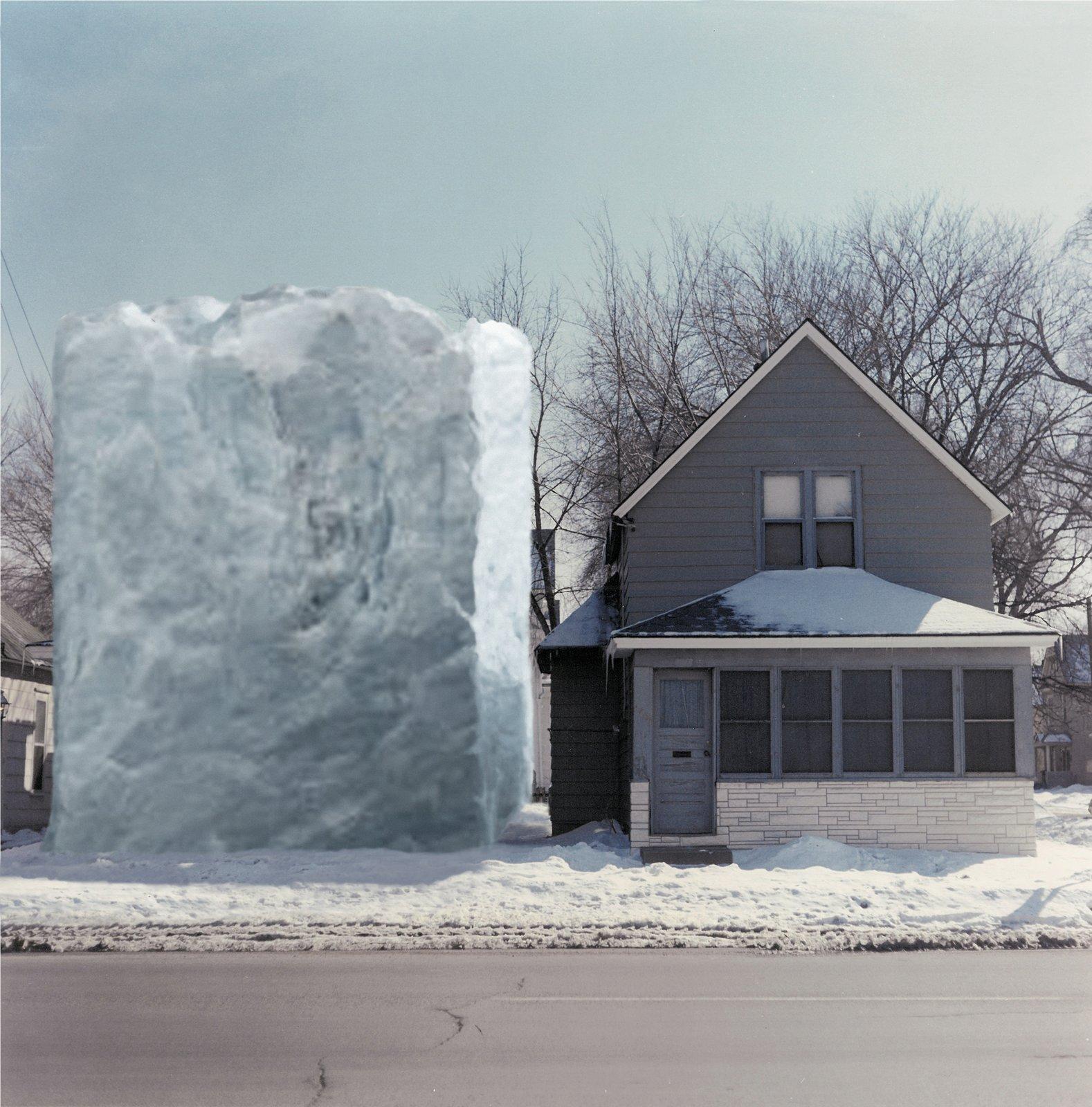 Ice House II, Minneapolis 1971, Gianni Pettena  Free Radicals