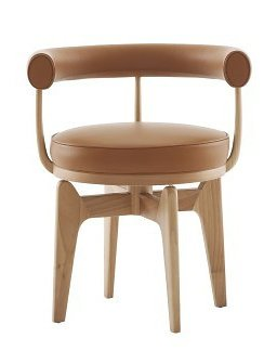 Indochine armchair  Independent works of Charlotte Perriand