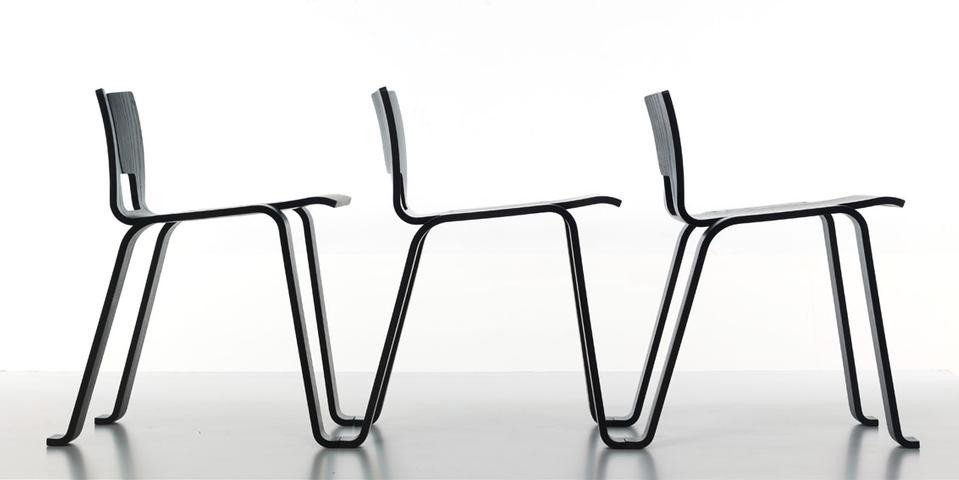 Ombra Tokyo stacking chair  Independent works of Charlotte Perriand