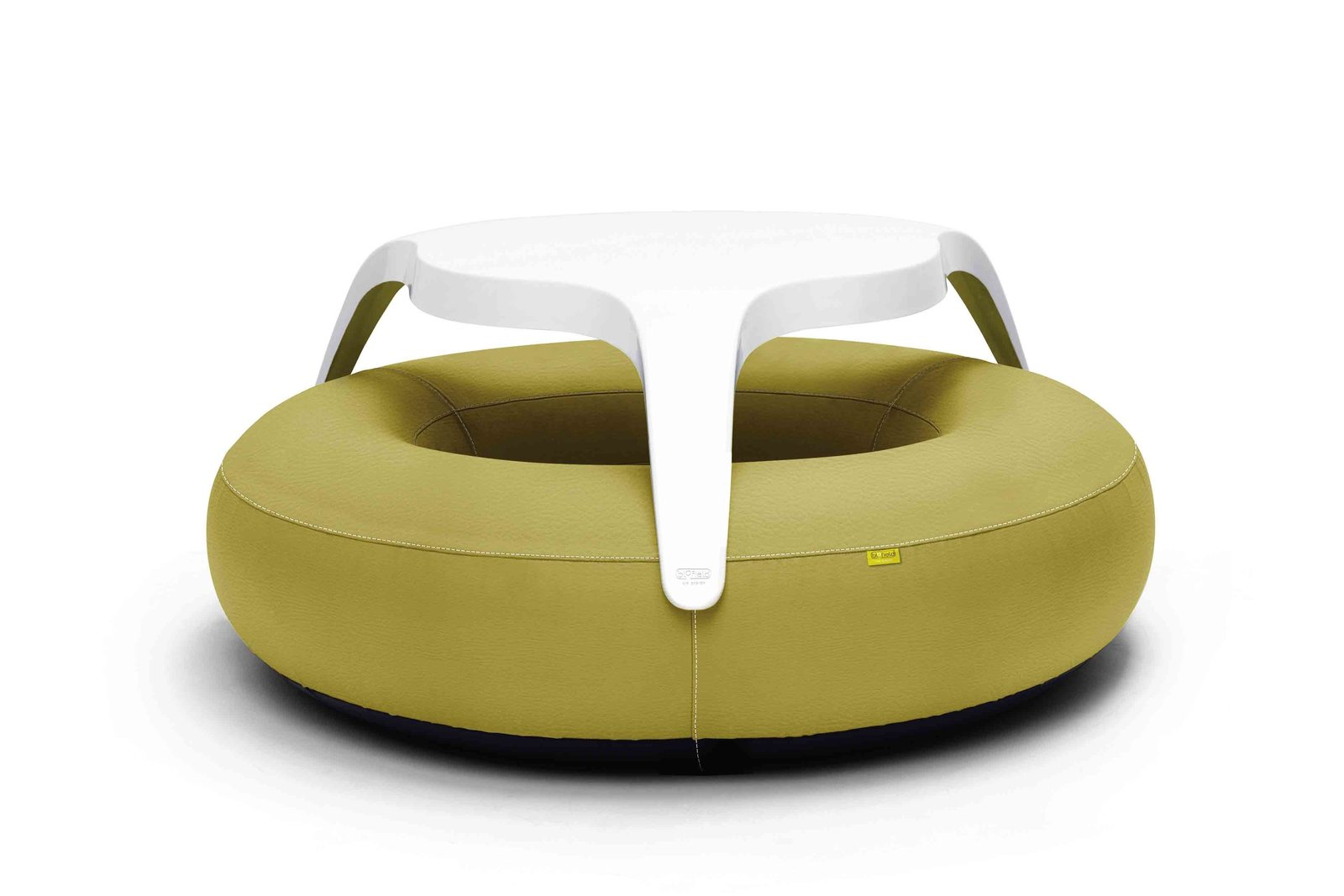 Donut by Dirk Wynants  Pneumatic Design