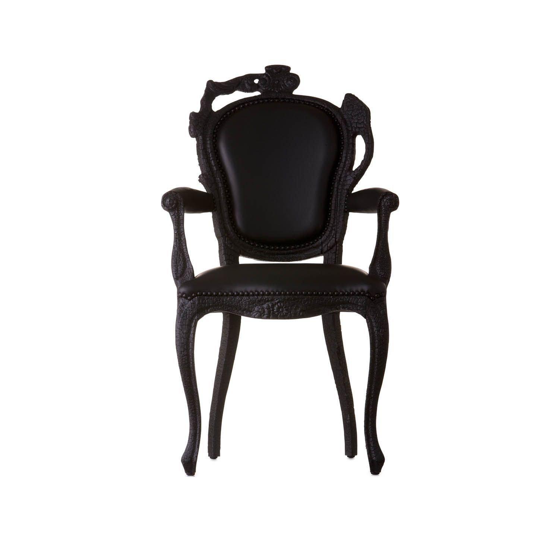 Smoke Dining Chair by Maarten Baas  ∙ moooi  Seaters